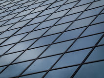 Παράθυρα ψηλού κτιρίου Στοκ φωτογραφία με δικαίωμα ελεύθερης χρήσης