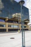 παράθυρο αντανάκλασης Στοκ εικόνες με δικαίωμα ελεύθερης χρήσης