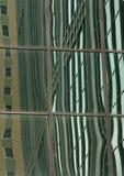 παράθυρο αντανακλάσεων Στοκ φωτογραφία με δικαίωμα ελεύθερης χρήσης