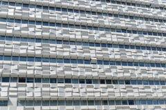 Παράθυρο γυαλιού στο εταιρικό κτήριο Στοκ Εικόνα