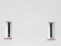 παράθυρο δύο Στοκ φωτογραφία με δικαίωμα ελεύθερης χρήσης