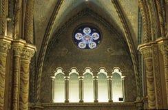 παράθυρο εκκλησιών Στοκ φωτογραφία με δικαίωμα ελεύθερης χρήσης