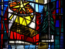 παράθυρο εκκλησιών Στοκ εικόνα με δικαίωμα ελεύθερης χρήσης