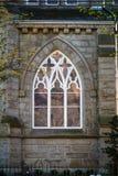 παράθυρο εκκλησιών Στοκ φωτογραφίες με δικαίωμα ελεύθερης χρήσης