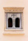 παράθυρο 2 εκκλησιών στοκ εικόνες με δικαίωμα ελεύθερης χρήσης