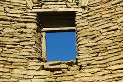 παράθυρο ευκαιρίας Στοκ εικόνα με δικαίωμα ελεύθερης χρήσης