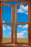 παράθυρο ευκαιριών Στοκ Εικόνα