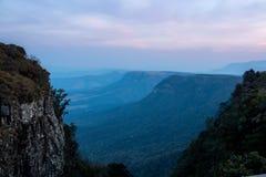 Παράθυρο Θεών ` s στη Νότια Αφρική Στοκ Φωτογραφίες