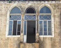 Παράθυρο και πόρτα της Βηρυττού Στοκ εικόνες με δικαίωμα ελεύθερης χρήσης