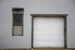 Παράθυρο και πόρτα Στοκ εικόνα με δικαίωμα ελεύθερης χρήσης