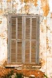 παράθυρο μείωσης Στοκ Εικόνα