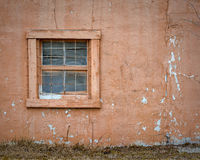 Παράθυρο με το καλώδιο Στοκ Εικόνες