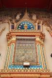 Παράθυρο ναών Στοκ φωτογραφία με δικαίωμα ελεύθερης χρήσης