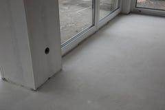 παράθυρο πατωμάτων λεπτο&m στοκ φωτογραφίες