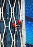 παράθυρο πλυντηρίων της Μπανγκόκ Ταϊλάνδη Στοκ φωτογραφίες με δικαίωμα ελεύθερης χρήσης