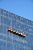 παράθυρο πλυντηρίων Στοκ εικόνα με δικαίωμα ελεύθερης χρήσης