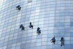 παράθυρο πλυντηρίων Στοκ εικόνες με δικαίωμα ελεύθερης χρήσης