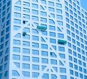 παράθυρο πλυντηρίων Στοκ Φωτογραφίες