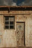 Παράθυρο που φοριέται παλαιό μέχρι τα έτη Στοκ φωτογραφία με δικαίωμα ελεύθερης χρήσης