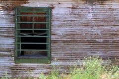 παράθυρο ράβδων στοκ εικόνα