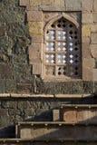 παράθυρο σκαλοπατιών μουσουλμανικών τεμενών Στοκ φωτογραφία με δικαίωμα ελεύθερης χρήσης