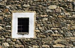 παράθυρο σχαρών Στοκ Φωτογραφία