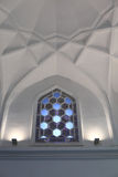 Παράθυρο του αραβικού μουσείου Στοκ Εικόνες