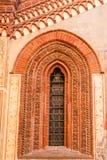 Παράθυρο του γοτθικού ύφους Στοκ εικόνα με δικαίωμα ελεύθερης χρήσης
