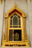 Παράθυρο του μαρμάρινου ναού Στοκ φωτογραφίες με δικαίωμα ελεύθερης χρήσης
