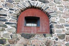 Παράθυρο του Castle Στοκ φωτογραφία με δικαίωμα ελεύθερης χρήσης