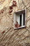Παράθυρο φθινοπώρου, Batroun Στοκ φωτογραφία με δικαίωμα ελεύθερης χρήσης