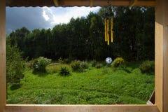 παράθυρο όψης στοκ εικόνες με δικαίωμα ελεύθερης χρήσης