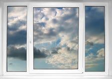 παράθυρο Στοκ φωτογραφία με δικαίωμα ελεύθερης χρήσης