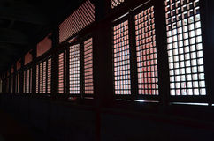 Παράθυρο Backlight στοκ φωτογραφία με δικαίωμα ελεύθερης χρήσης