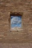 Παράθυρο Chaco Στοκ φωτογραφία με δικαίωμα ελεύθερης χρήσης