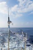 Παράκτια αθλητική αλιεία στη Χαβάη Στοκ φωτογραφία με δικαίωμα ελεύθερης χρήσης