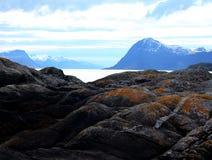 Παράκτια χρώματα Στοκ φωτογραφίες με δικαίωμα ελεύθερης χρήσης