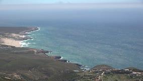 Παράκτιοι τοπίο και ωκεανός φιλμ μικρού μήκους