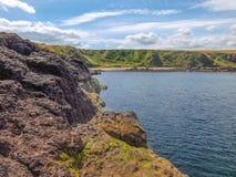 παράκτιο τοπίο σκωτσέζικ&al Στοκ εικόνες με δικαίωμα ελεύθερης χρήσης