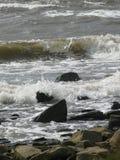 παράκτιο τοπίο δύσκολο Στοκ φωτογραφίες με δικαίωμα ελεύθερης χρήσης