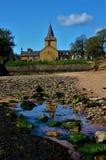Παράκτιο τοπίο Anstruther - Fife ορόσημα Στοκ φωτογραφία με δικαίωμα ελεύθερης χρήσης