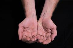 Παράκληση των χεριών Στοκ φωτογραφίες με δικαίωμα ελεύθερης χρήσης