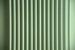 Παράλληλοι σωμάτων θέρμανσης μετάλλων στο μαλακό φωτισμό στοκ φωτογραφία με δικαίωμα ελεύθερης χρήσης