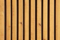 παράλληλος ξύλινος Στοκ εικόνα με δικαίωμα ελεύθερης χρήσης