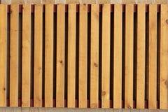 παράλληλος ξύλινος Στοκ εικόνες με δικαίωμα ελεύθερης χρήσης