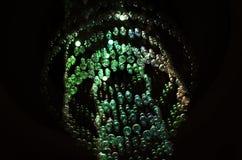 Παράξενη διακόσμηση στη philarmonic αίθουσα Στοκ φωτογραφία με δικαίωμα ελεύθερης χρήσης