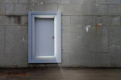 Παράξενη πόρτα Στοκ Φωτογραφίες
