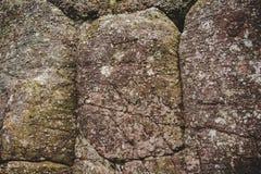 Παράξενοι βράχοι στα όρη δασική Ιταλία στοκ εικόνες