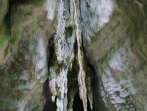 Παράξενοι σχηματισμοί και σπηλιές καρστ απόθεμα βίντεο