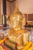 Παράξενο άγαλμα του Βούδα στο ναό Pratong, Phuket, Ταϊλάνδη Στοκ εικόνες με δικαίωμα ελεύθερης χρήσης